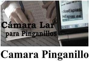 Cámara Pinganillo para exámenes