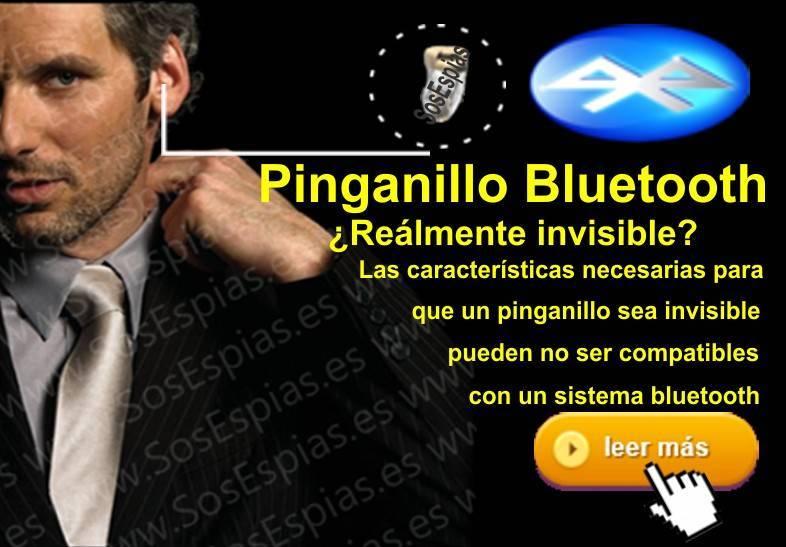 Pinganillo Bluetooth