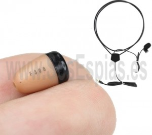 Pinganillo Vip Pro 2014 collar negro